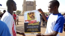 Guy Zongo Joint par Arzouma Kompaore pour VOA Afrique