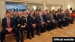 Arhiva - Decenija Programa državnog parnterstva Srbije i Nacionalne garde Ohaja, 7. septembra 2016. (foto Vojske Srbije vs.rs)