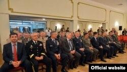 Decenija Programa državnog parnterstva Srbije i Nacionalne garde Ohaja (foto Vojske Srbije)