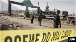 Kabil'de Bombalı Saldırı:60 Ölü