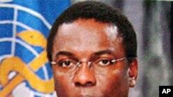 WHO Regional Director Dr. Luis Gomes Sambo (undated photo)