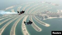 امارات پیشتر جزیره مصنوعی به شکل درخت نخل را احداث کرده است