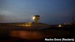 """""""Penal Road"""" un complexe de 10 centres pénitenciaires à Porto Velho, Brésil, le 28 aoüt 2015."""