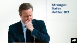 Прем'єр-міністр Великобританії Дейвид Камерон