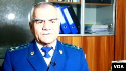 Iste'fodagi polkovnik Abdusami Abdurahimov