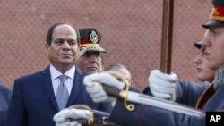 مصر کے صدر عبدالفتاح السیسی (فائل فوٹو)