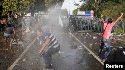 Europe Migrant Crisis - Sept. 16, 2015