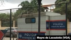 Esquadra Móvel Polícia Nacional, Luanda. Angola