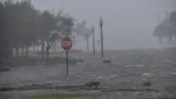 Posledice uragana Sali