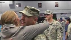 Iroqdan qaytayotgan askarlar urush haqida nima deydi? US Troops Returning from Iraq
