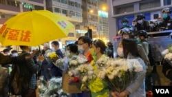"""【#时事大家谈连线:香港警方实施新冠病毒""""禁聚令""""被质疑】"""