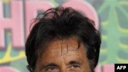 Один из номинантов на «Золотой глобус» в категории «Лучший актер телесериалов» этого года Аль Пачино