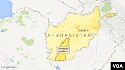 Provinsi Helmand, Afghanistan