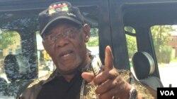 Zapu leader Dumiso Dabengwa.