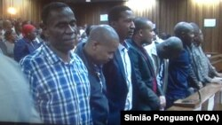 Polícias sul-africanos condenados pela morte de moçambicano