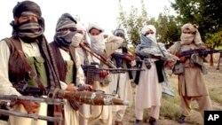 Members of the Afghan Taliban (FILE)