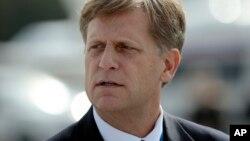Майкл Макфол, дослідник Стенфордського університету і колишній посол США до Росії