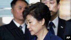 پاک گون هی، رئیس جمهوری پیشین کره جنوبی