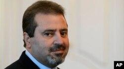 Посол Палестинской автономии в Чехии Джамаль аль-Джамаль