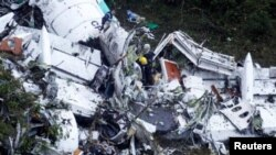 Plane Crash Brazil
