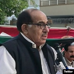 ظفر علی شاہ