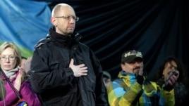 Areniy Jatseniuk emërohet kryeministër i Ukrainës
