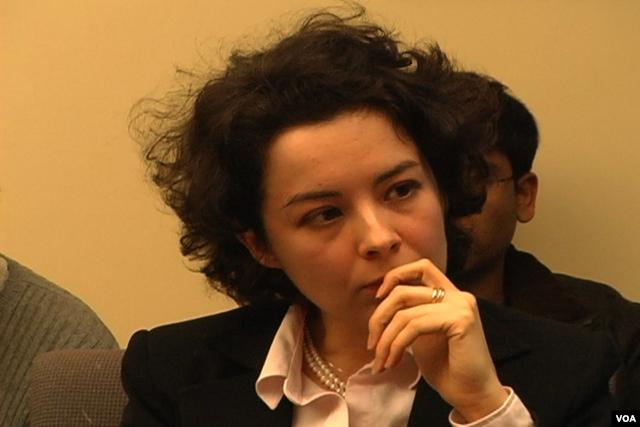 Alisa Oblezova, Perm Davlat Universiteti olimasi