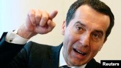 奥地利下任总理克里斯蒂安·科安