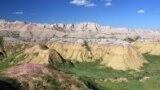 Yellow Mounds, Badlands