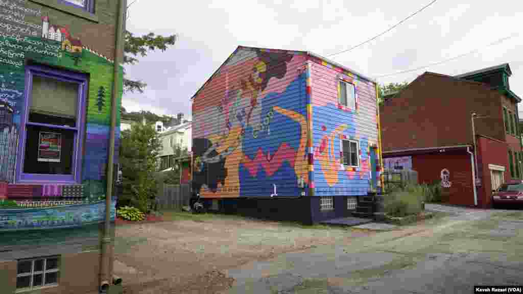 The Jazz House, City of Asylum Pittsburgh