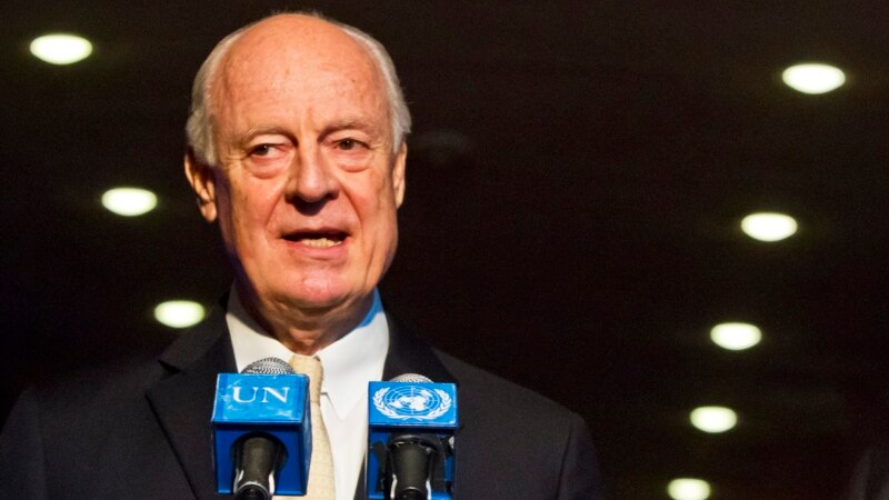 UN Envoy Says Syria Cease-Fire Possible