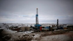 Fracking Changes North Dakota Landscape