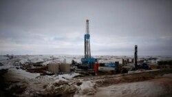 Fracking Changes North Dakota Landscape