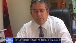 Shqipëri, Regjistrimi i pronave në bregdetin jugor