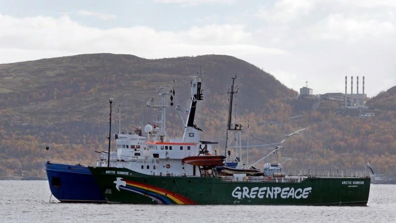 Всем участникам экспедиции «Гринпис» предъявлены обвинения в пиратстве