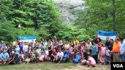 Filadelfiyada o'zbeklar sayli, 19-iyul, 2015-yil
