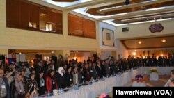 Konferensa Sûriya Demokratîk li Dêrkê