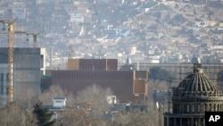 Ambasada amerikane, Kabul