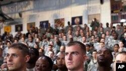 Програма за воени ветерани да најдат работа