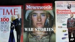 Newsweek fue vendida a la corporación IAC-Active en 2010 por el Washington Post debido a las pérdidas.