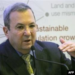 Isroil Mudofaa vaziri Exud Barak