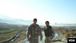 د اف بي ای یو مخکني مامور وویل فریدون اختري د سلګونو افغانانو او امریکایانو ژوند ژغورلی دی