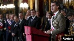 فلیپ ششم، پادشاه اسپانیا