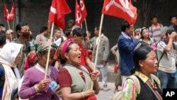 نیپال بھر میں مظاہرات