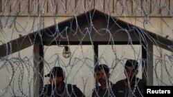 کراچی میں امریکی قونصل خانے پر حفاظتی انتظامات