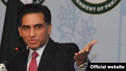 Aizaz Ahmed Chaudhry, Spokesman of Foreign Office Pakistan