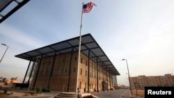 په بغداد کې د امریکا د سفارت ودانۍ