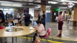 La economía y la salud guiarán el voto latino en estados clave