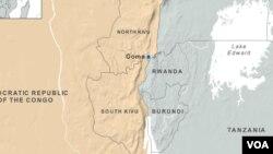 L'est de la RDC, théatre d'une attaque contre des casques bleus