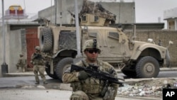 美軍將會在今年底前逐步撤出阿富汗